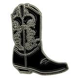 Godert.Me GODERT.ME Cowboy boot pin zilver