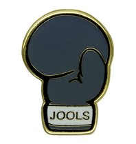 Godert.me Boxing Glove Pin gold