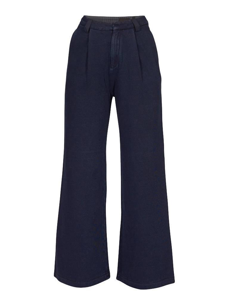Adriano Goldschmied Para pantalon donkerblauw