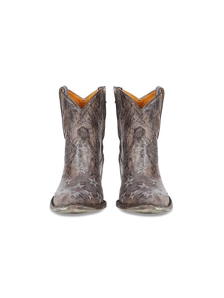 Mexicana Mexicana Liberty zip boots brown