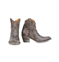 Mexicana Mexicana Liberty zip boots brown
