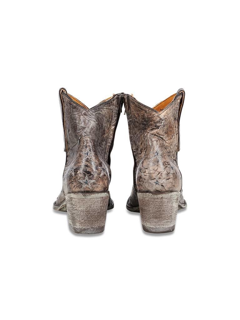 Mexicana Mexicana Liberty zip laarzen bruin