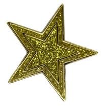 Godert.Me Godert.me Star glitter pin gold