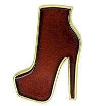 Godert.me High heel boot gold Pin