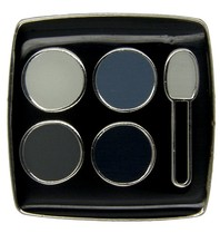 Godert.Me Godert.me Eye shadow box pin silver