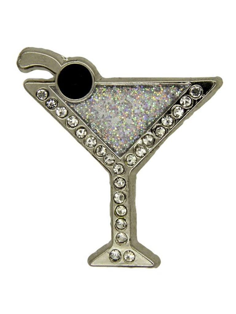 Godert.Me Godert.me Cocktail pin zilver