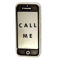 Godert.Me Godert.me Phone pin silver