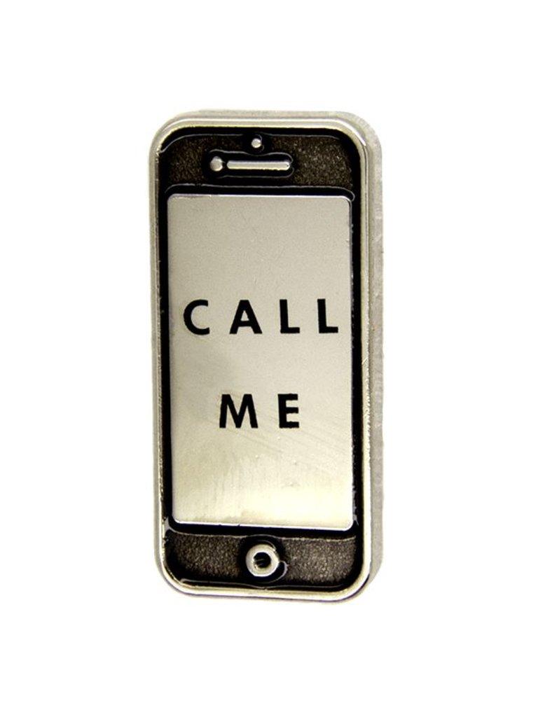 Godert.Me Godert.me Phone pin zilver