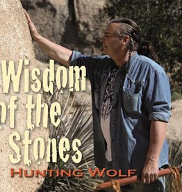 Meditationsmusik CD Wisdom of the stones -Hunting Wolf