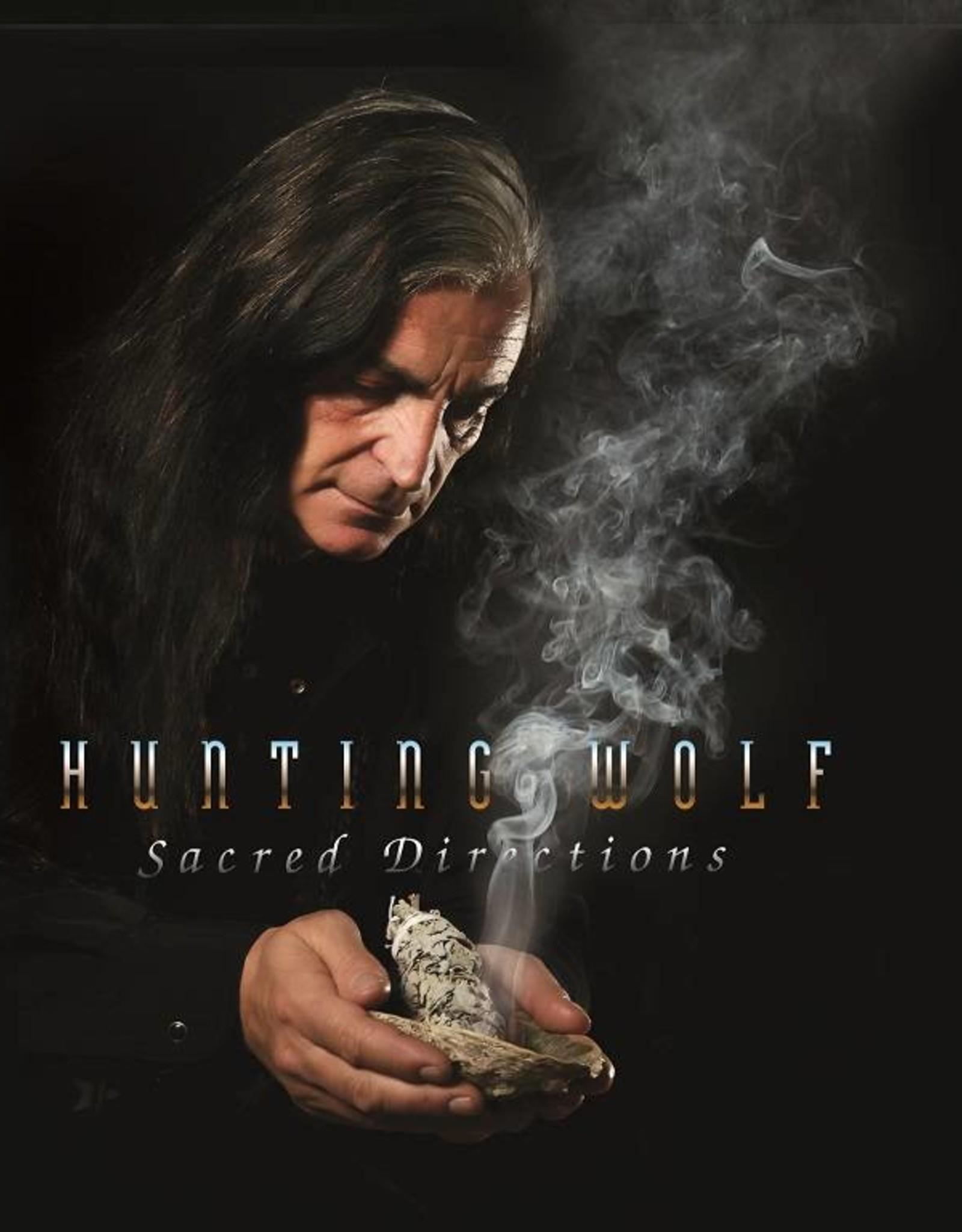 Meditationsmusik CD Sacred Direction - Hunting Wolf