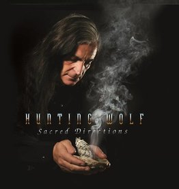 Meditationsmusik CD Sacred Direction - Hunting Wolf