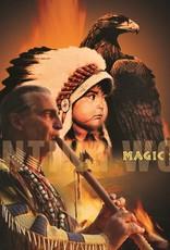 Entspannungsmusik CD Magic Spirit - Hunting Wolf