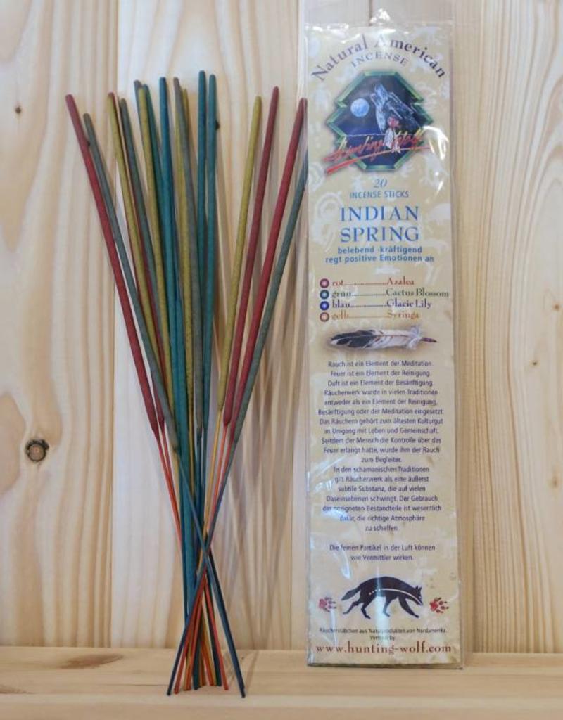 Räucherstäbchen Indian Spring