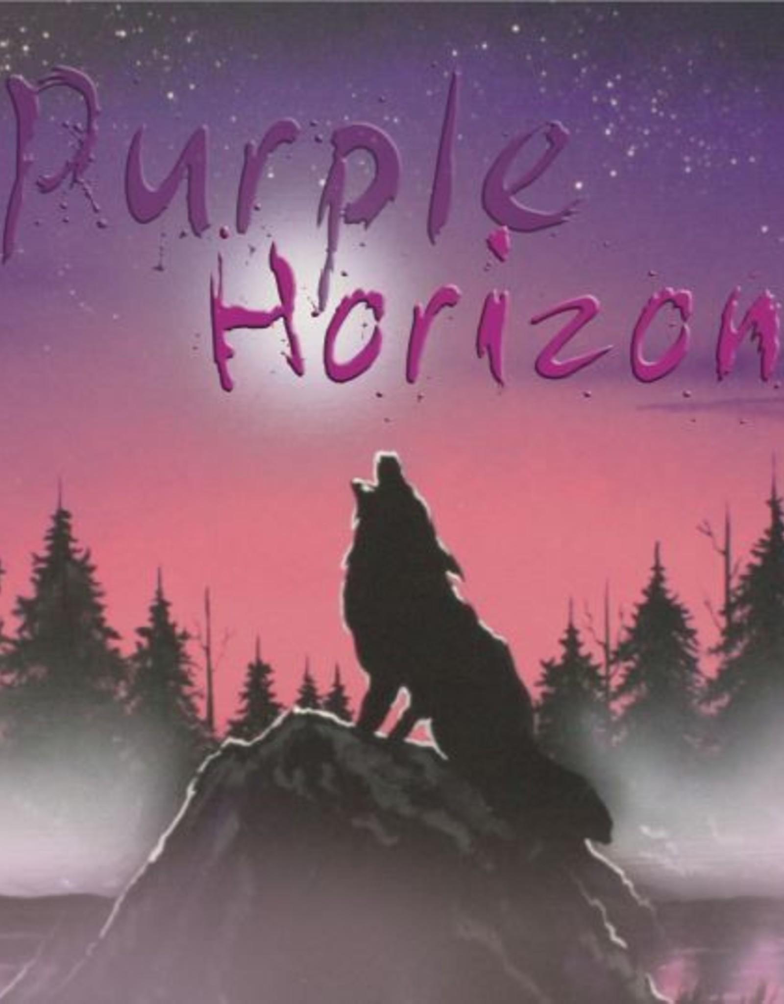 Meditationsmusik CD Purple Horizon - Hunting Wolf