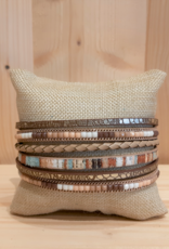 Fancy Armband Nude Summer