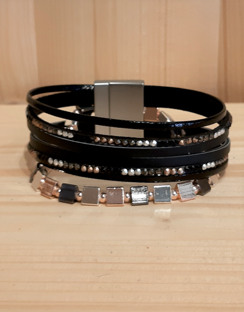 Fancy Armband Metallic Shine
