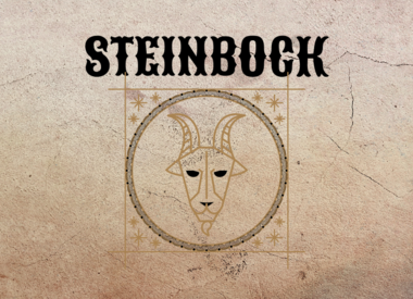 Steinbock * 21.Dezember - 19. Januar