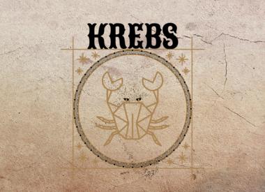 Krebs * 22. Juni - 22. Juli