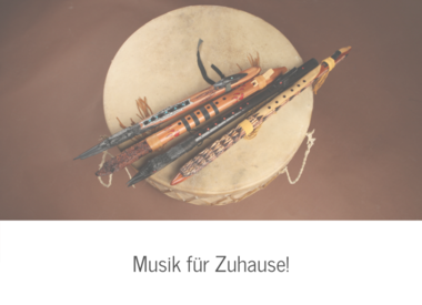 Traditionelle Flöten