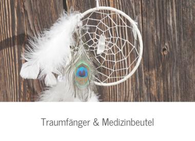 Traumfänger & Medizinbeutel
