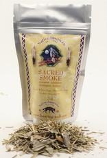 Sacred Smoke - Eine schützende und kräftigende Räuchermischung