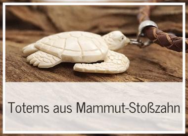Mammut-Stoßzahn