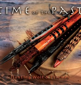 Traditionelle Musik CD Time of the Past - Hunting Wolf