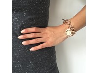 Solochain - Armband - Munten