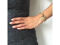Mini Solochain - Armband - tweekleuren