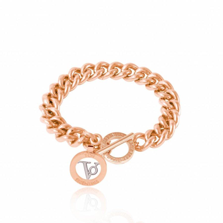Mini mermaid bracelet - bi colour
