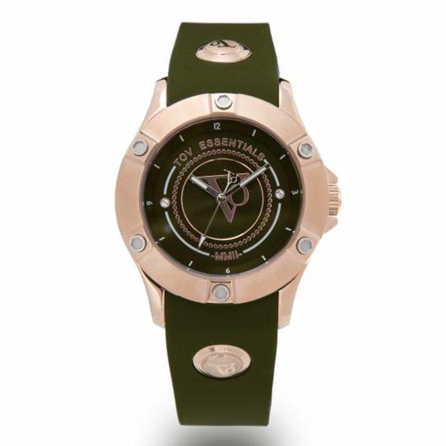 Sea Battle - Army - Rose - Horloge
