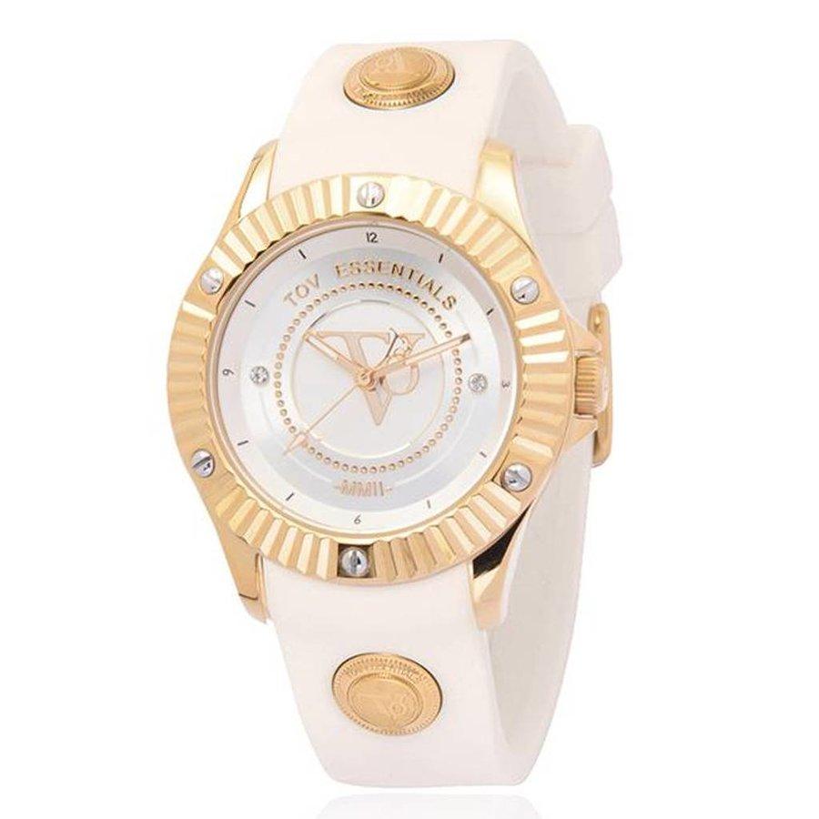 White Beach - Gold - Horloge