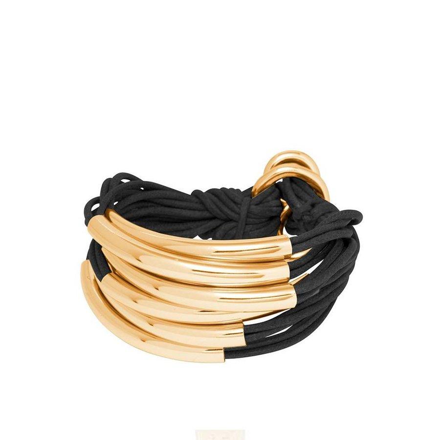 Lot's of cord tube bracelet