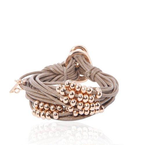 Lot's of cord  bracelet