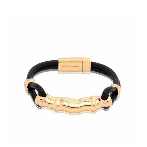 Lot's of cord  bracelet  - Copy