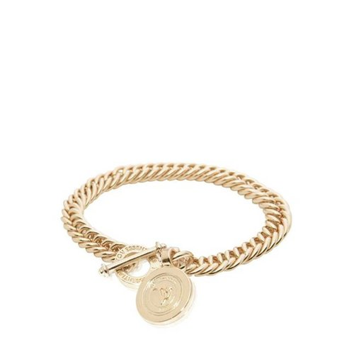 Mini mermaid bracelet - Light gold