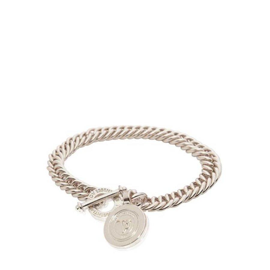 Mini mermaid bracelet - White Gold