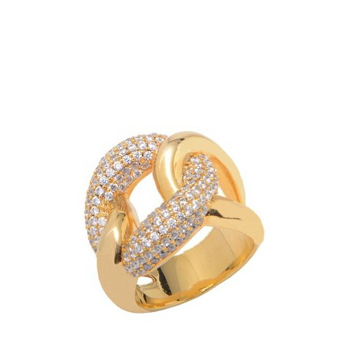 Pave Ring - Gold