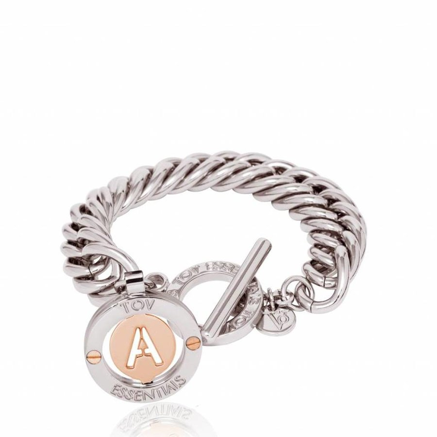 Iniziali - mermaid gourmet bracelet