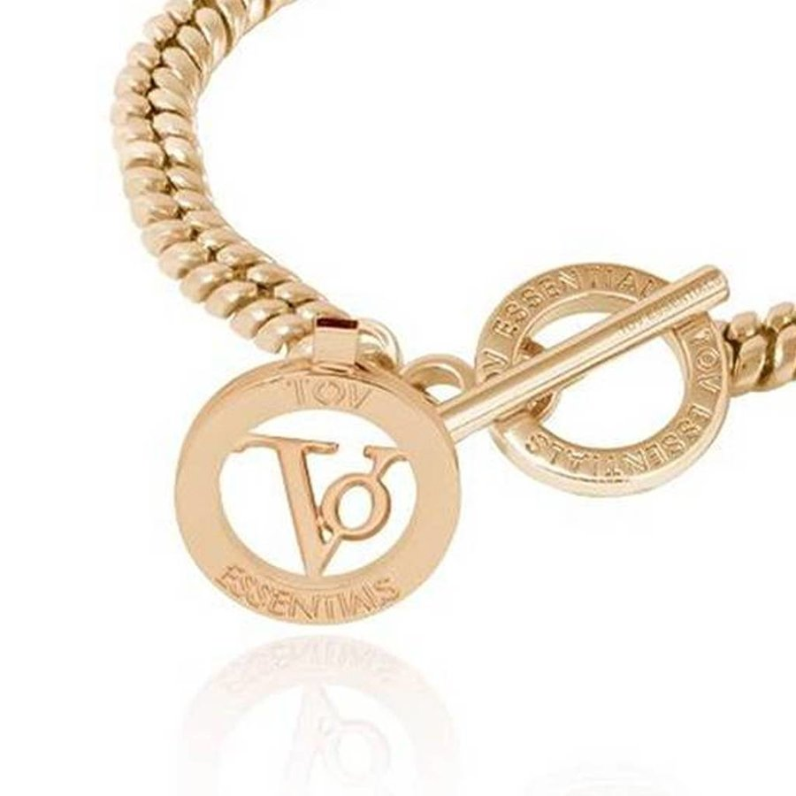 Special Chain - Armband - Light Gold