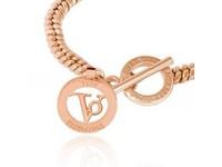 Special chain bracelet - Rose