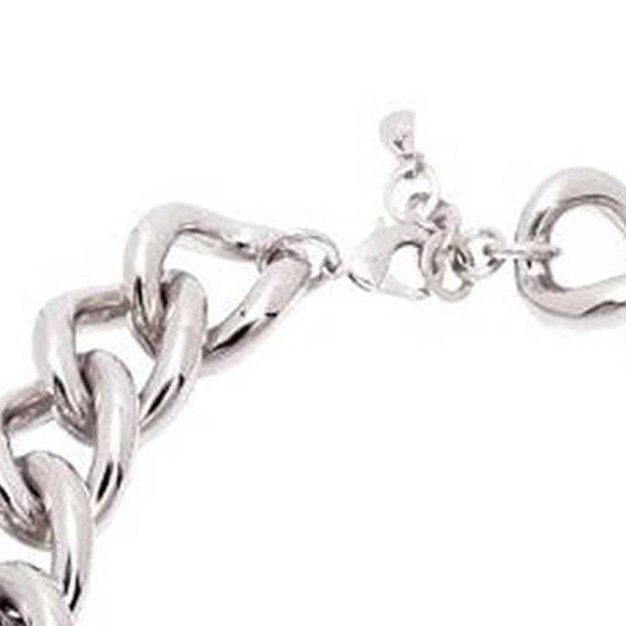 Solochain collier - White Gold