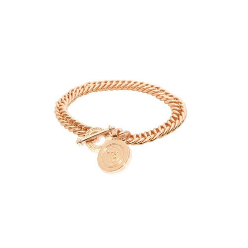 Mini mermaid bracelet - rose gold