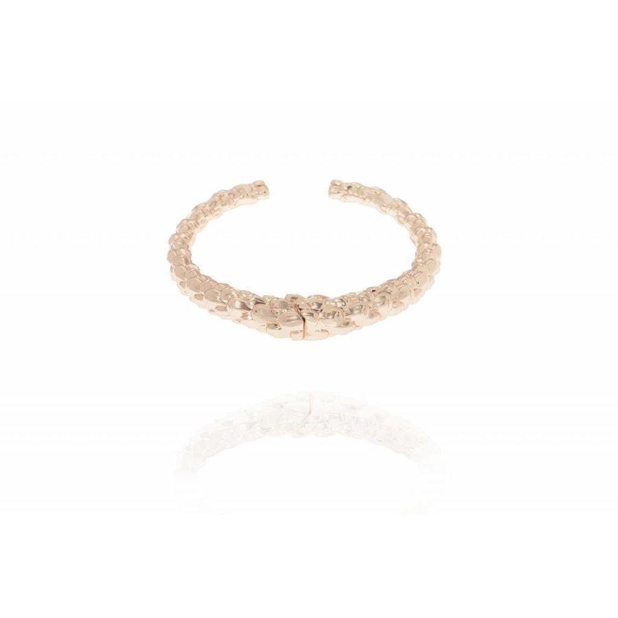 Aspen cuff - Rose - bracelet