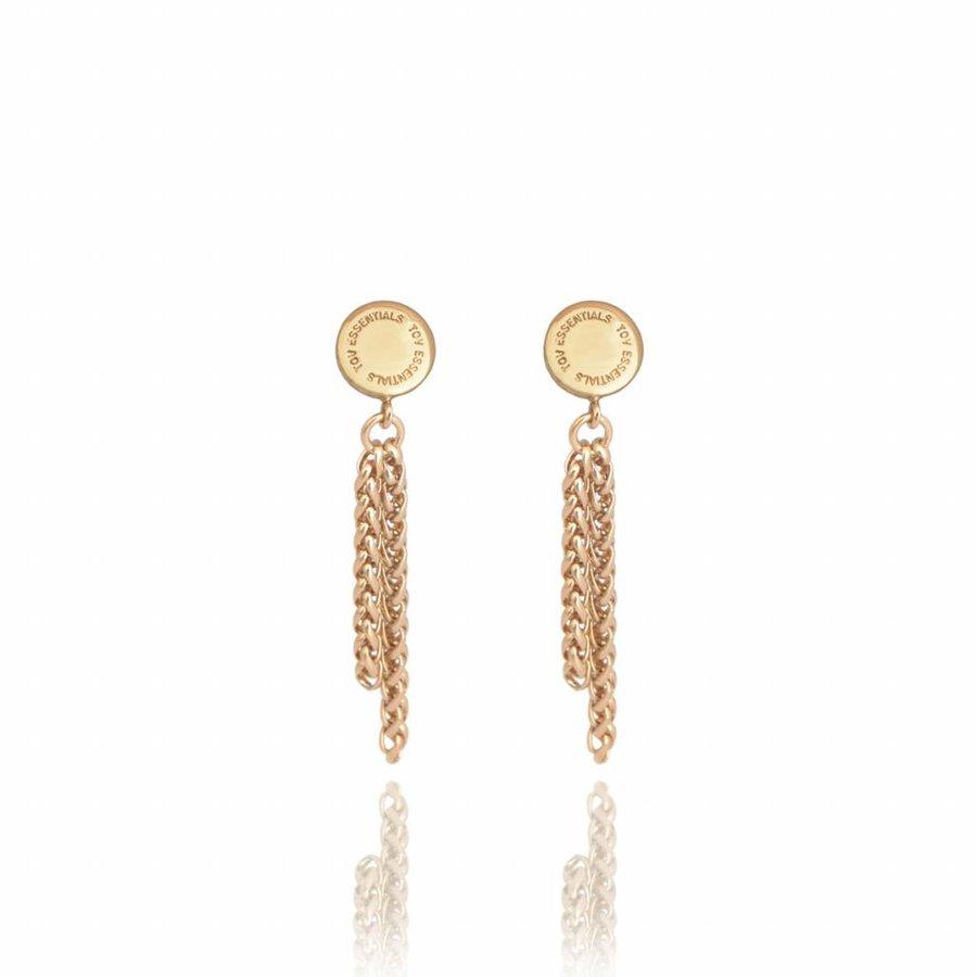 Spiga earring - Gold