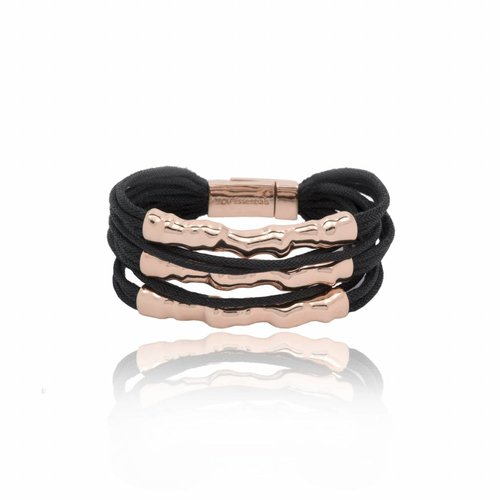 Oak Twig - Armband - Rose Black