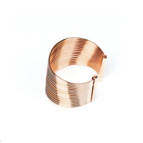 New spiral bracelet - Rose