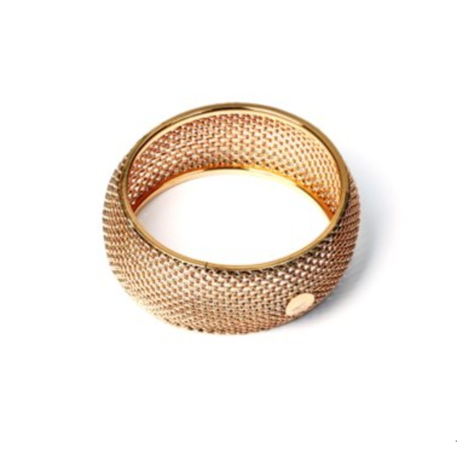 Big malien bracelet  - Gold