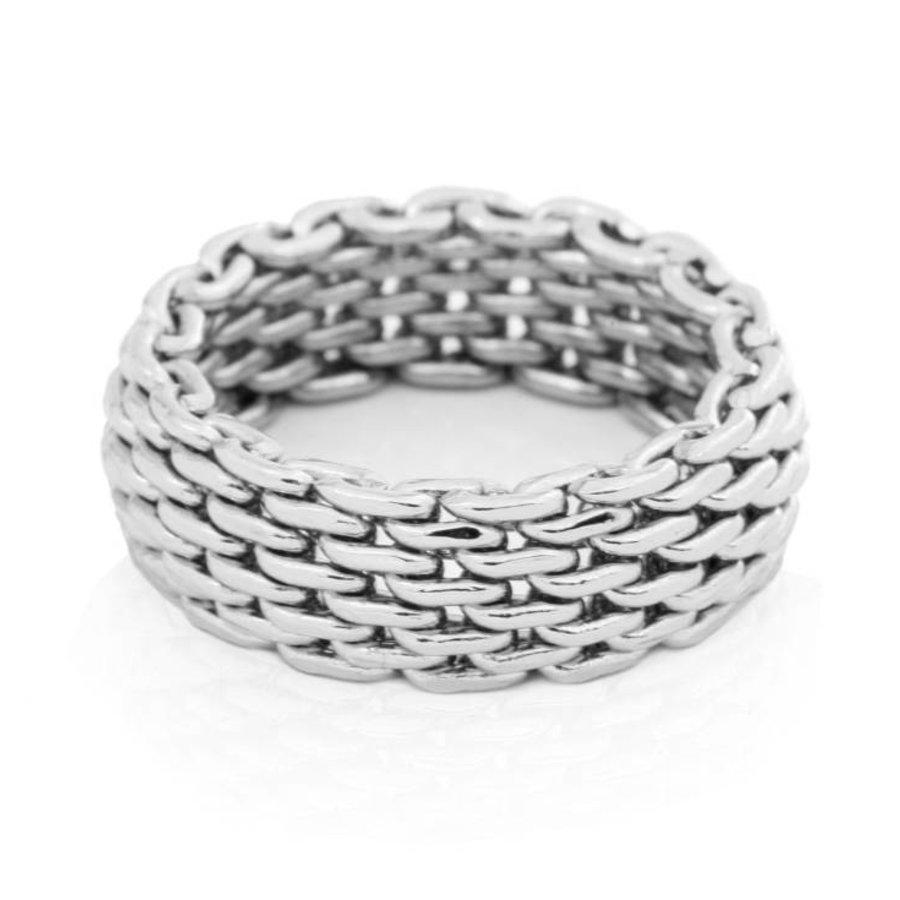 Malien ring - Silver