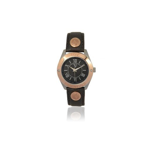 Kim rose/ Steel – antraciet - watch